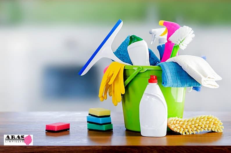 Necesidades de limpieza según la época del año